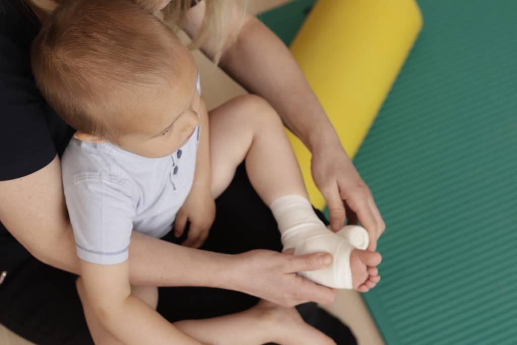 Trójpłaszczyznowa manualna terapia stóp